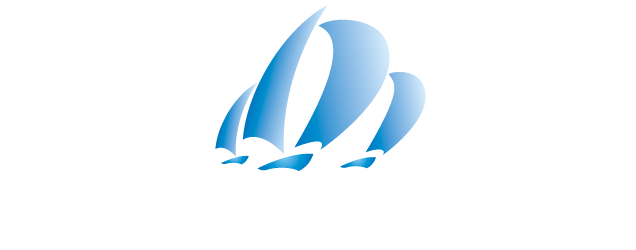 Blue Marine Mielno  Mielno - Logo inverted